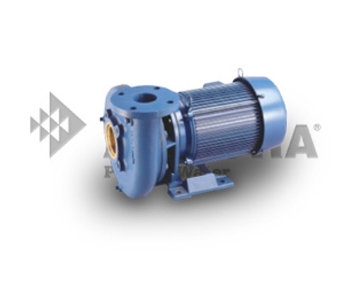 341A 3x4-9B Aurora Close Coupled Centrifugal Pump (5hp/1800-rpm/TEFC)
