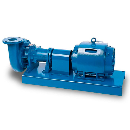 344A, 1.25X1.5-9B Aurora End Suction Centrifugal Pump (Power Frame No 1)
