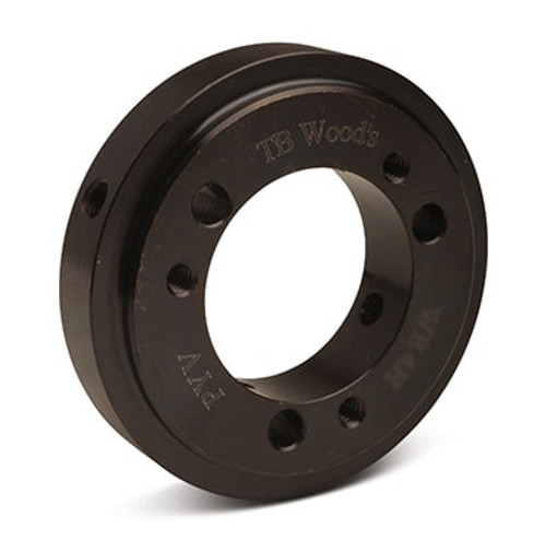 WE10H Dura-Flex®  Coupling QD Bushed Hubs (Steel)