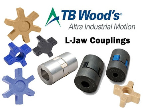 L07012NK TB Wood's L-Jaw® Coupling Hub