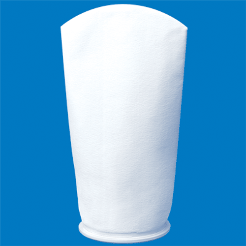 POXL-5-P02E-WW-30, (Box of 30) Eaton 5 Micron Filter Bag, DURAGAF™ Polypropylene Felt with Polypropylene SENTINEL™Ring