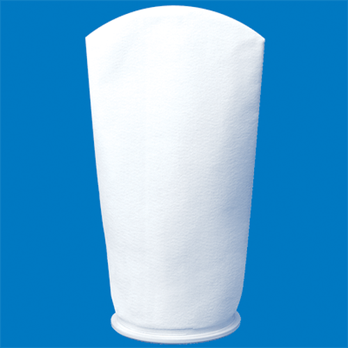 POXL-10-P02E-WW-30, (Box of 30) EATON 10 Micron Filter Bag, DURAGAF™ Polypropylene Felt with Polypropylene SENTINEL™Ring
