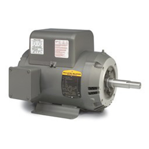 JML1408T, 3HP One Phase Baldor Electric Compressor Motor 184JM (New)