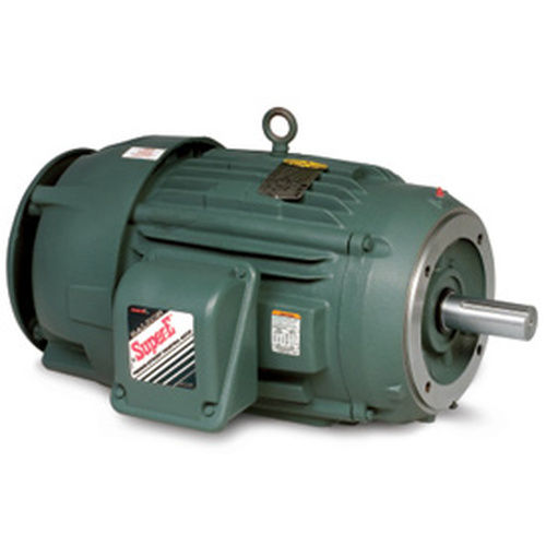 VECP83663T-4, 5HP Three Phase Baldor Electric Compressor Motor 184TC (New)