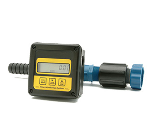 106609-4 Finish Thompson User Adjusted Calibration Flow Meter FM-2000 Series