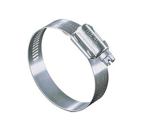 J100832 Finish Thompson SS Hose Clamp for Model BV and HVDP