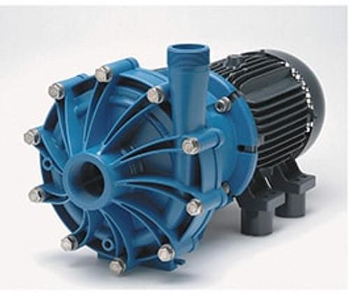 DB22P-3-21-M239 Finish Thompson 10 HP Polypropylene Magnetic Drive Pump