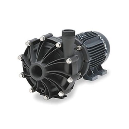 DB22V-3-T-21-M239 Finish Thompson 10 HP PVDF Magnetic Drive Pump