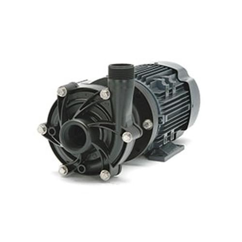 DB8V-T-M205 Finish Thompson 3/4 HP PVDF Magnetic Drive Pump