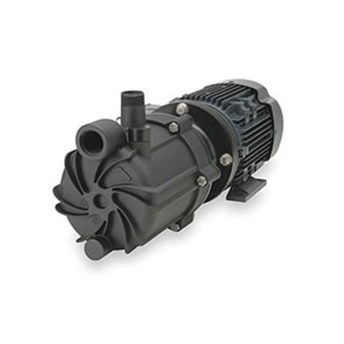 SP10V-3-M219 Finish Thompson 1 HP PVDF Magnetic Drive Pump