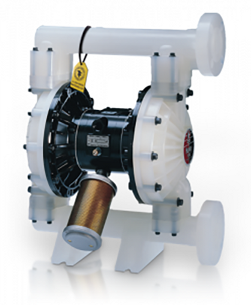 """DB2966, 1.5"""" Graco Air Operated Double Diaphragm Pump 1590"""