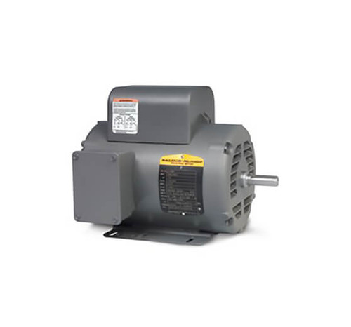 L1510T 7.5HP Single Phase Baldor Electric Compressor Motor 215T (New)