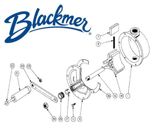 Blackmer Pump 200105