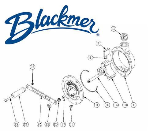 Blackmer Pump 908860