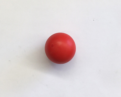 V050-042-354 Ball Check (Solid Red) for SandPiper S1F