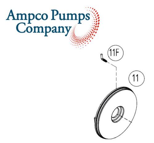 Ampco Pump Part Number 216D-11-1-S