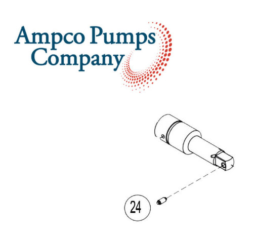 Ampco Pump Part Number 114D-24B-316L