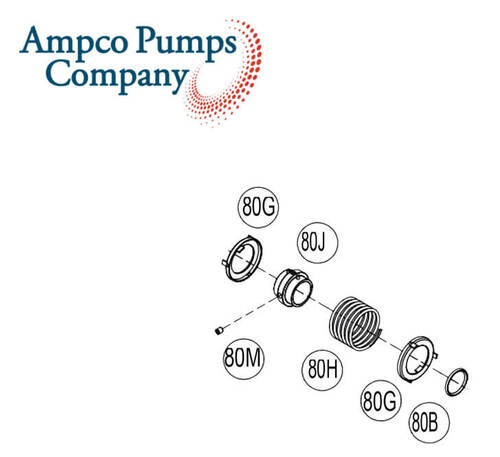 Ampco AC Series Pump Drive Collar E