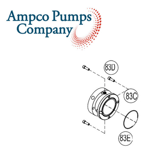 Ampco Pump Part Number 17-122-U