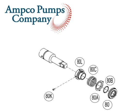 Ampco Pump Part Number 328D-80-3P