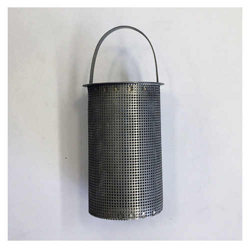 "ST554SHDX 80 mesh 5/32"" perforated basket for Eaton Model 50 Duplex strainer"