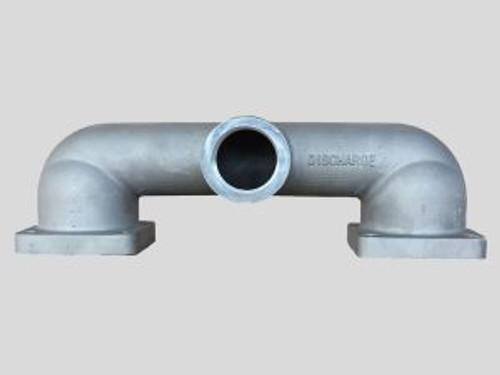Manifold fits Sandpiper Pump, OEM # 518.146.156