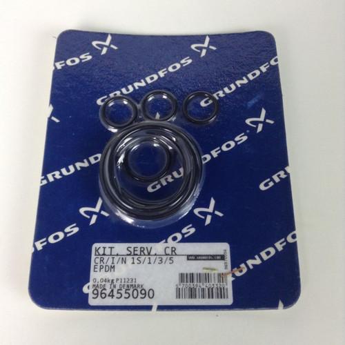 96455090, GRUNDFOS EPDM Gasket Kit