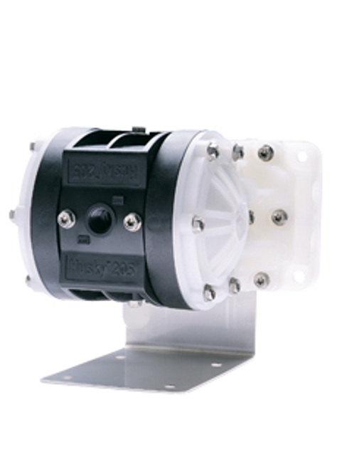 """D12096, 1/4"""" Graco Husky 205 Air Operated Double Diaphragm Pump"""