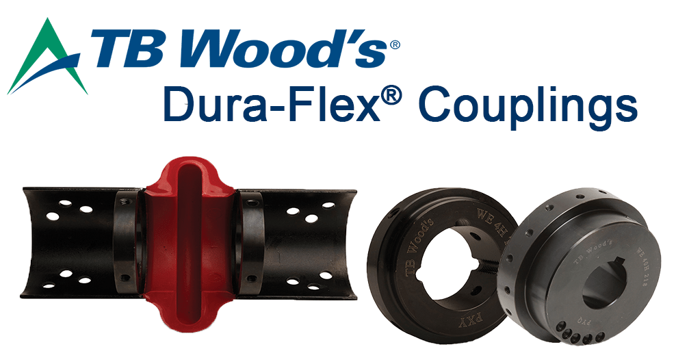 TB Wood's Dura-Flex® Couplings