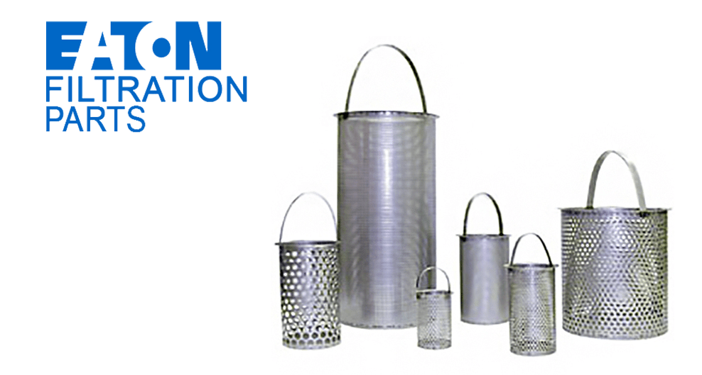 Eaton Filtration Replacement Parts and Baskets