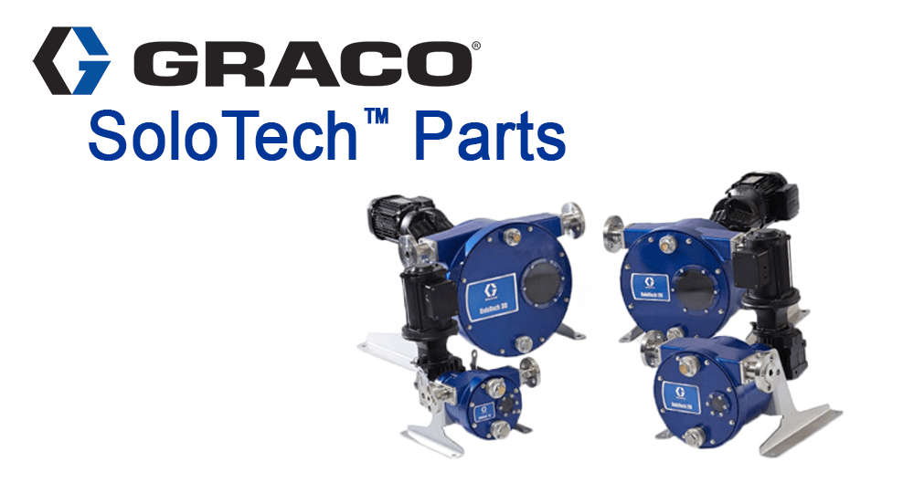 Graco Solo-Tech™ Pump Parts