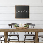 Gather Sign For Kitchen