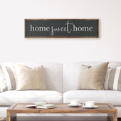 Home Sweet Home Large Farmhouse Sign