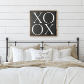 XOXO Farmhouse Sign