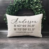 gps lumbar pillow