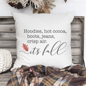 hoodies, hot cocoa, boots, jeans