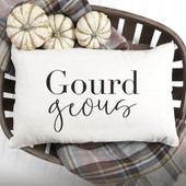 Gourdgeous Fall Pillow Cover