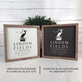 farmhouse wood signs