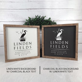farmhouse wood signs