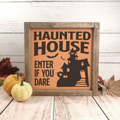 haunted house decor