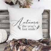 autumn the year's last smile