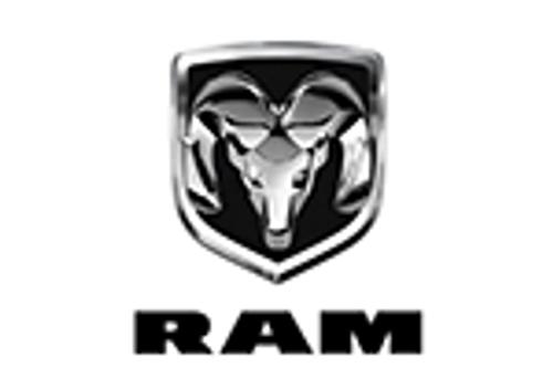 Ram Vehicle Wrap