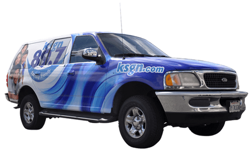 2004 FORD EXPEDITION GLOSS GF VEHICLE WRAPS WITH CUSTOM DESIGN