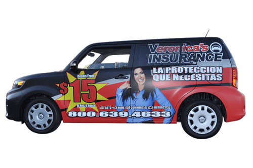 2013 Toyota Scion XB 3M flat wrap for Veronicas Auto Insurance