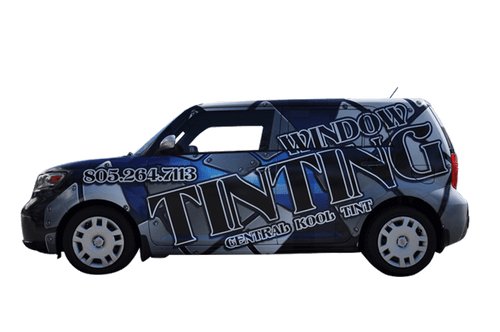 TOYOTA SCION GLOSS VEHICLE WRAPS WITH CUSTOM DESIGN
