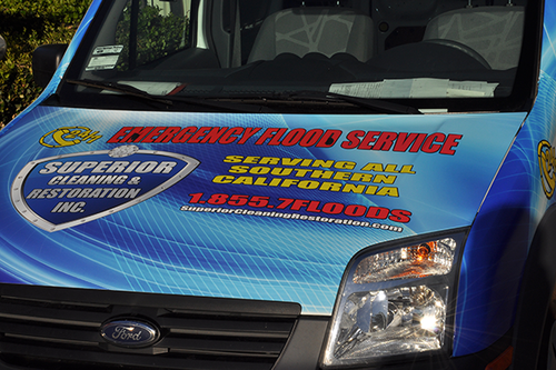 FORD TRANSIT CONNECT GLOSS VEHICLE WRAPS WITH CUSTOM DESIGN