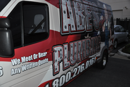 FORD SPRINTER GLOSS VEHICLE WRAPS WITH CUSTOM DESIGN