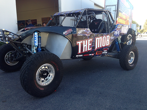CLASS 1 RACING BUGGY GLOSS VEHICLE WRAPS WITH CUSTOM DESIGN