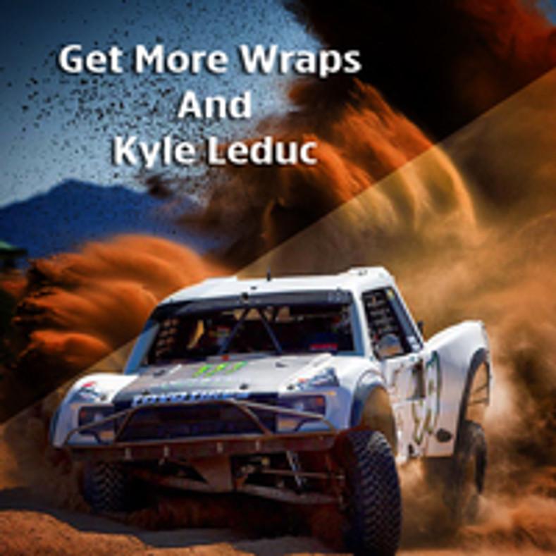 Kyle Leduc 99 Class Pro4 Race Truck