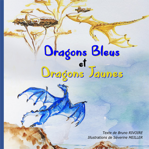 Dragon Bleus et Dragons Jaunes